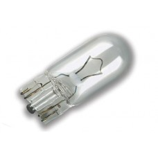 Лампа 12V W5W 2,1*9,5d б/ц (General Electric) шт.
