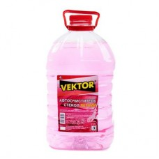 Жидкость бачка омывателя (летняя) VEKTOR (Химик) 4л, 4602666108401, 4602666108401¶